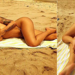 A Shaved Head and Leaked Nude Photos? We Present Amber Rose