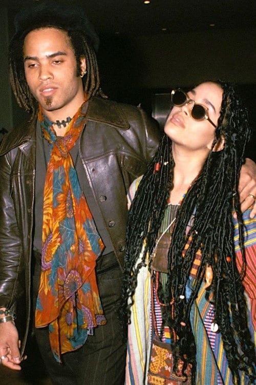 Lisa and Lenny