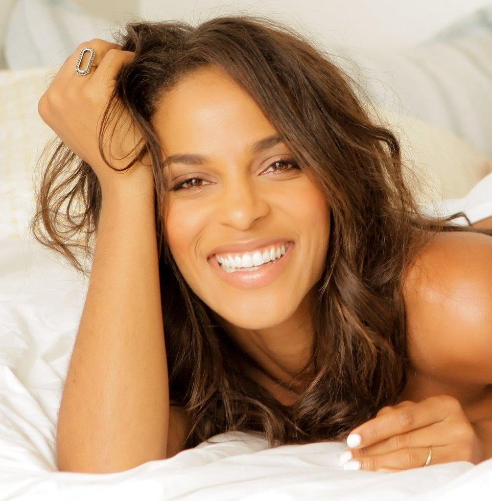 Megalyn Echikunwoke smiling