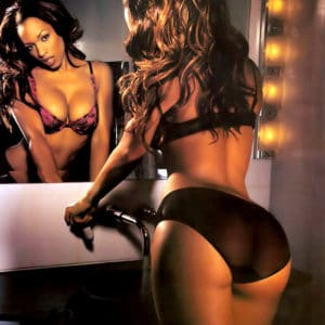 Melyssa Ford Playboy style photo