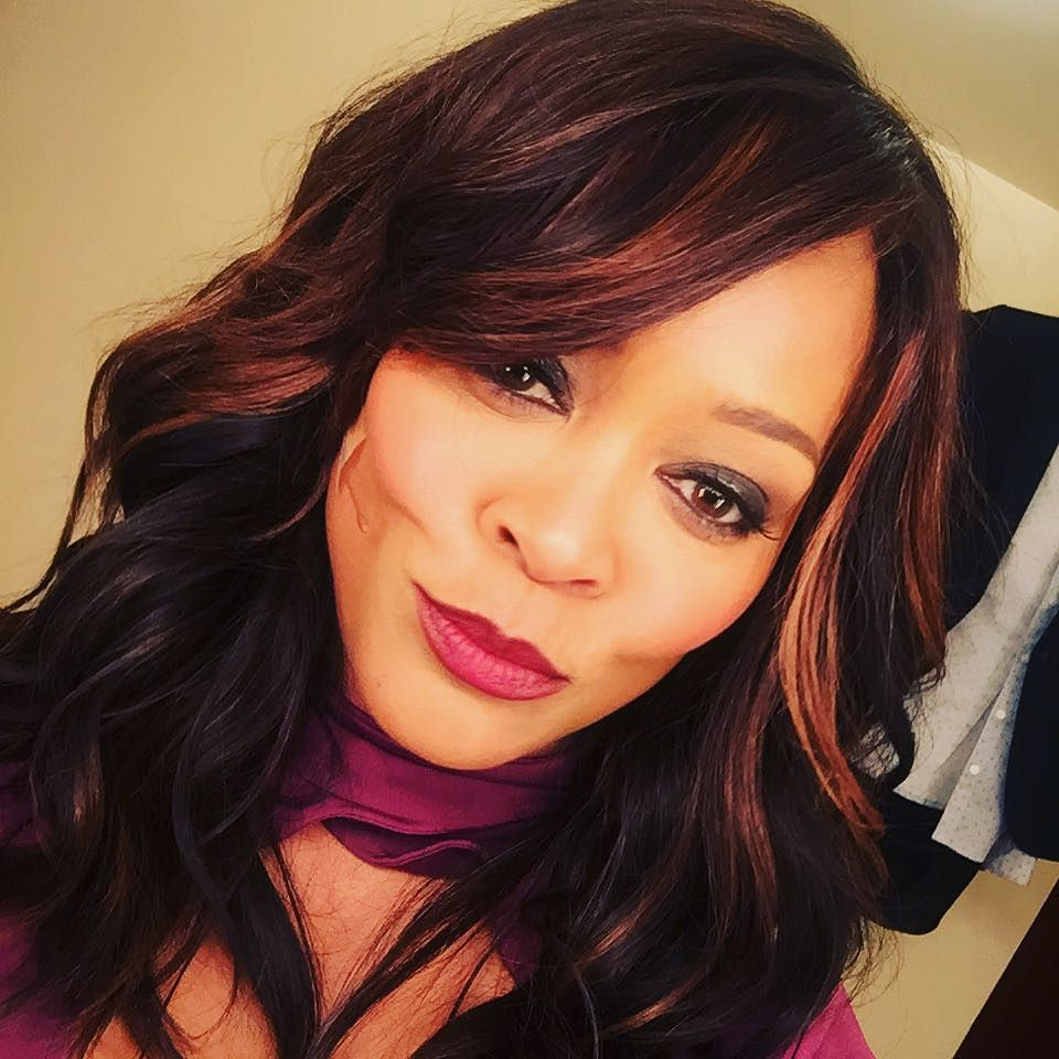 Robin Givens in 2017