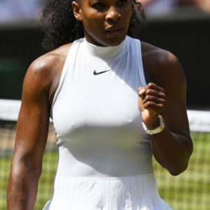 Serena Williams' Nipples Are Quite Popular