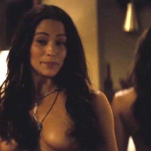 Paula Patton topless