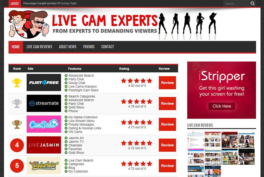 Live Cam Experts