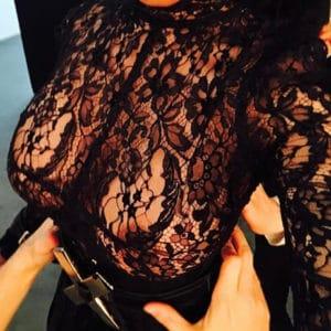 Nicki Minaj naked boobs