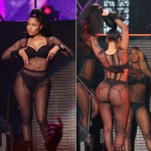 Nicki Minaj sexy leaks